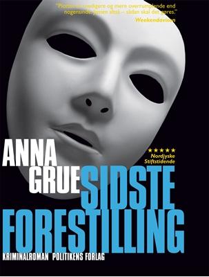 Sidste forestilling Anna Grue 9788740008586