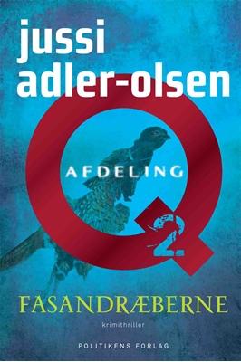 Fasandræberne - Q-udgaven Jussi Adler-Olsen 9788740009644