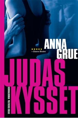 Judaskysset Anna Grue 9788740013979
