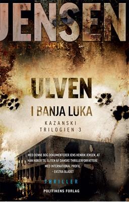 Ulven i Banja Luka Jens Henrik Jensen 9788740016185
