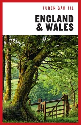 Turen går til England og Wales Kristoffer Flakstad, Kim Wiesener 9788740012743