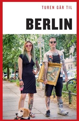 Turen går til Berlin Michelle Arrouas 9788740033793