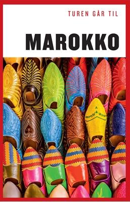 Turen går til Marokko Malene, Carsten Fenger-Grøndahl 9788740013030