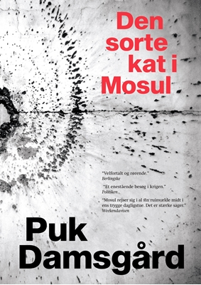Den sorte kat i Mosul Puk Damsgård 9788740035414