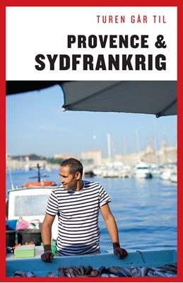 Turen går til Provence & Sydfrankrig Frederik Crone 9788740033687