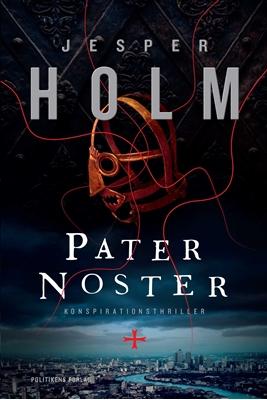 Pater Noster Jesper Holm 9788740029789