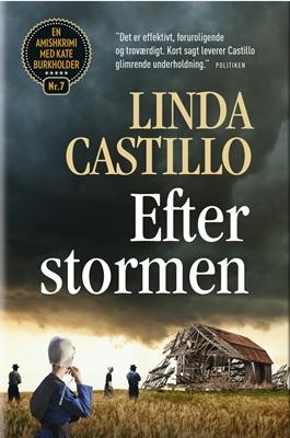 Efter stormen Linda Castillo 9788793323575