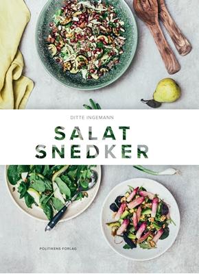 Salatsnedker Ditte Ingemann 9788740038477