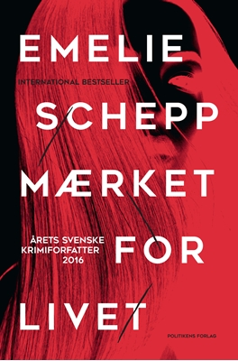 Mærket for livet Emelie Schepp 9788740037128