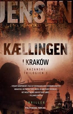 Kællingen i Kraków Jens Henrik Jensen 9788740016154