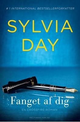 Fanget af dig Sylvia Day 9788740012910