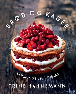 Brød og kager Trine Hahnemann 9788740017830