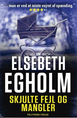 Skjulte fejl og mangler Elsebeth Egholm 9788740031775
