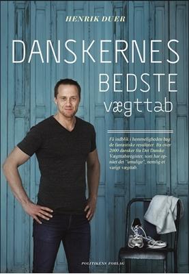 Danskernes bedste vægttab Henrik Duer 9788740019650