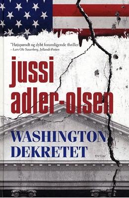 Washington dekretet Jussi Adler-Olsen 9788756794374