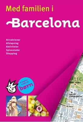 Med familien i Barcelona  9788740018240