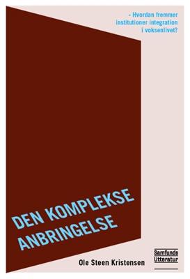 Den komplekse anbringelse Ole Steen Kristensen 9788759318669