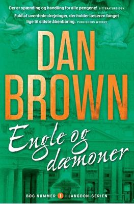 Engle og dæmoner Dan Brown 9788740044089