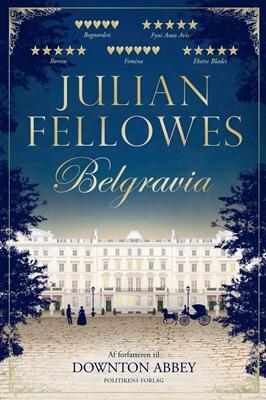 Belgravia Julian Fellowes 9788740038200