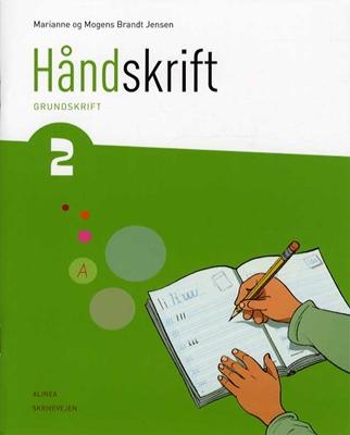 Skrivevejen 2, Håndskrift Marianne, Mogens Brandt Jensen 9788723024459