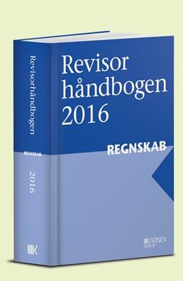 Revisorhåndbogen 2016, Regnskab  9788761937575