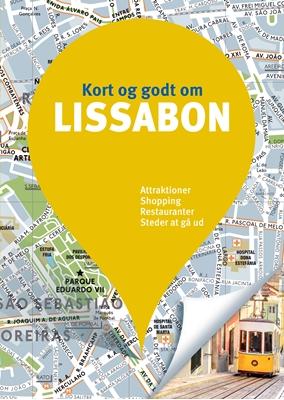 Kort og godt om Lissabon  9788740032871