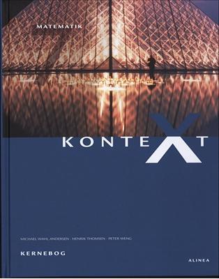 KonteXt 7, Kernebog Henrik Thomsen, Michael Wahl Andersen, Peter Weng 9788725000932
