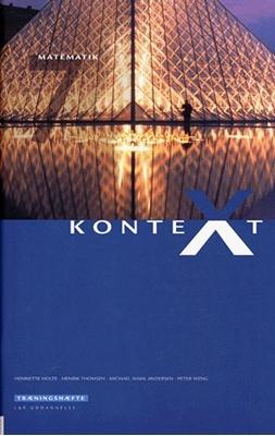 KonteXt 7, Træningshæfte Peter Weng, Henrik Thomsen, Michael Wahl Andersen, Henriette Holte 9788725000956