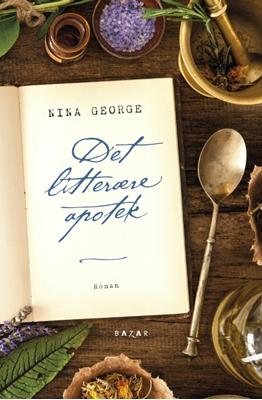 Det litterære apotek Nina George 9788771161861