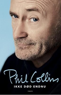 Ikke død endnu Phil Collins 9788799995714