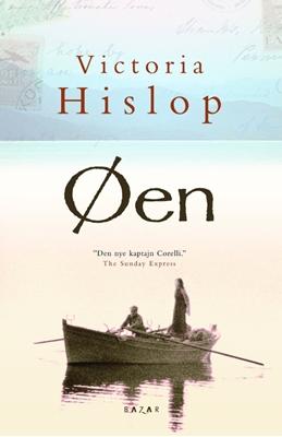 Øen (paperback) Victoria Hislop 9788771161762