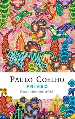 2018 Årskalender, Paulo Coelhoe Paulo Coelho 9788771162073