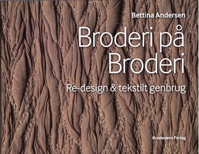 Broderi på Broderi Bettina Andersen 9788799763627