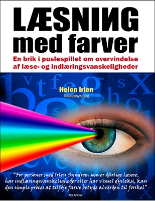 Læsning med farver Helen Irlen 9788791604041