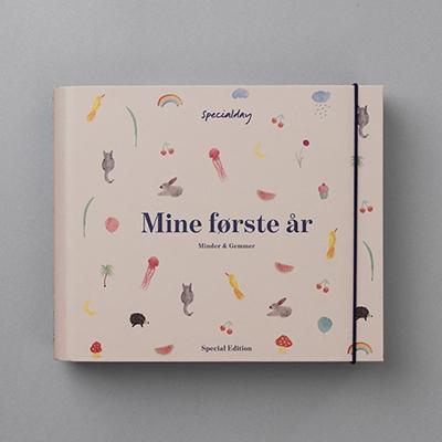 Mine Første År - Special Edition album Bjerring, Lenart, Specialday 9788792021410