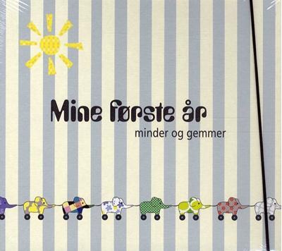 Mine første år - minder og gemmer Stenfeldt, Lénart, Bjerring, Specialday 9788792021168