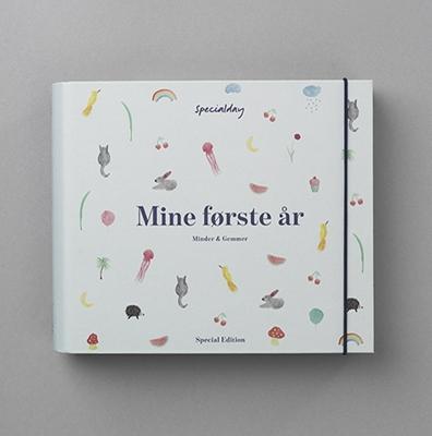 Mine Første År - Special Edition album Bjerring, Lenart, Specialday 9788792021427