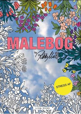 Malebog af RikkeMai RikkeMai Nielsen 9788793253247