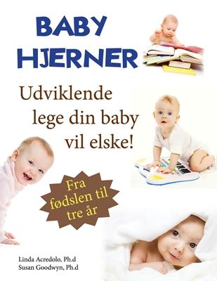 Baby Hjerner Susan Goodwyn, Linda Acredolo 9788790693039