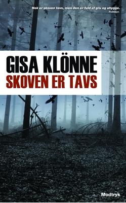 Skoven er tavs Gisa Klönne 9788770534932