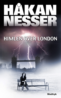 Himlen over London Håkan Nesser 9788770539869