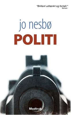 Politi Jo Nesbø 9788771461305