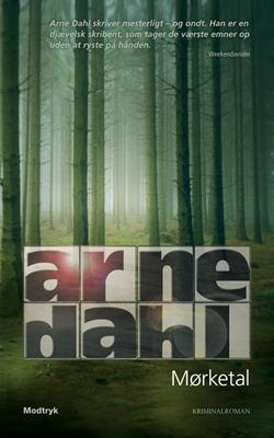 Mørketal Arne Dahl 9788770535755