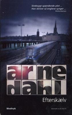 Efterskælv Arne Dahl 9788770535762