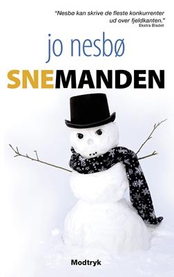 Snemanden Jo Nesbø 9788770531665