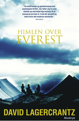 Himlen over Everest David Lagercrantz 9788771462906