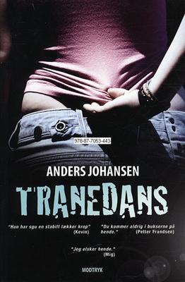 Tranedans Anders Johansen 9788770534437