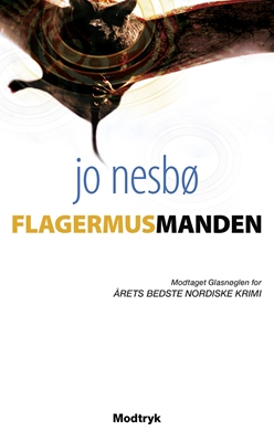 Flagermusmanden Jo Nesbø 9788770530507