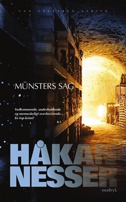 Münsters sag Håkan Nesser 9788770532839