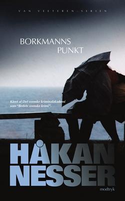 Borkmanns punkt Håkan Nesser 9788770532785